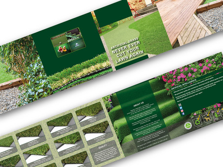 Do you need your brochure designing and printing - ring us for help on 0115 961 6060
