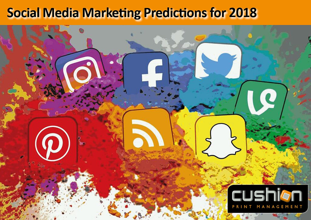33 Tips On Social Media Marketing Predictions 2018