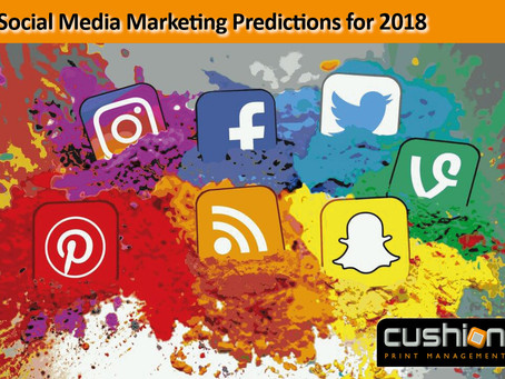 Social Media Marketing Predictions 2018
