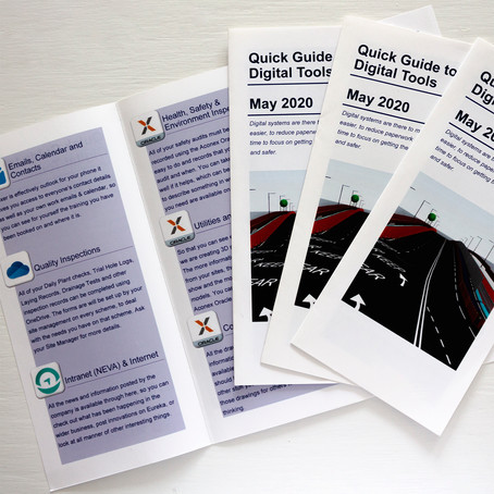 Quality Printed Flyers, Leaflets and Booklets available at Cushion Print Management