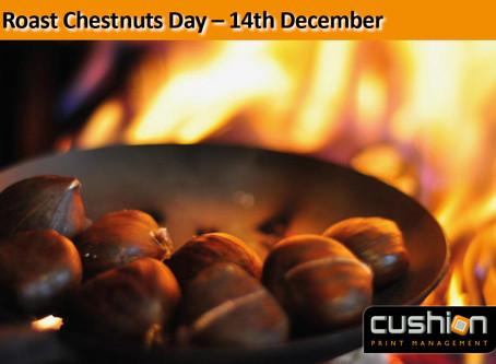Roast Chestnuts Day – 14th December