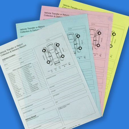 NCR Print | Duplicate NCR Pads | Purchase Order Pads