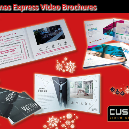 Christmas Express Video Brochures Sale – 13th December