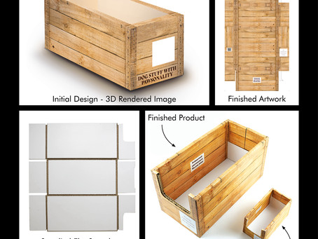 ProX Board Packaging Design and Print: Custom Point-of-Sale Concept To Finish Product