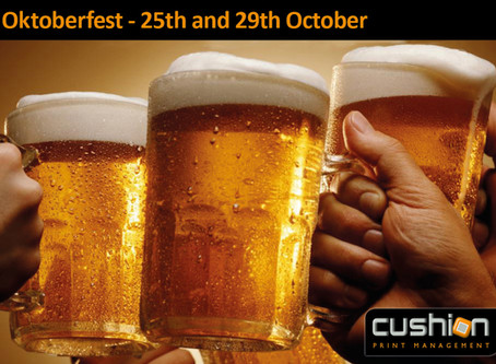 Nottingham Oktoberfest – 25th to 29th October