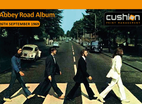 Abbey Road, Beatles release date – 26th September 1969