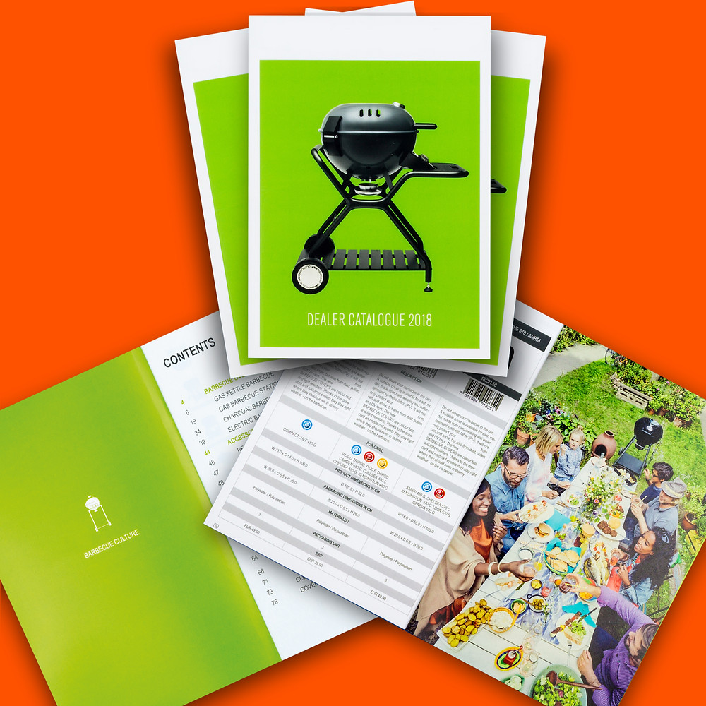 7 Tips; How To Create A Well Designed Catalogue