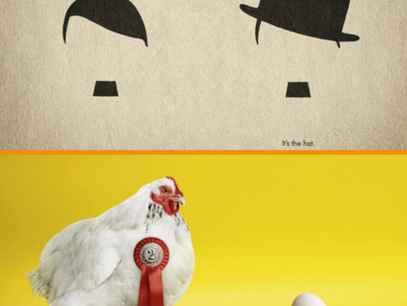 Creative Print Ads – 19th January