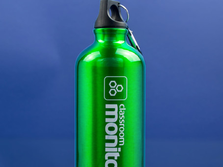 Branded Aluminium Water Bottles...