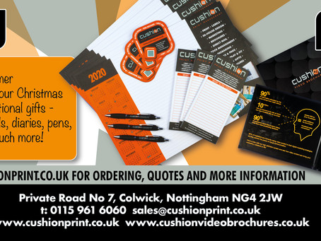 Talk To Us About Your Promotional Gift Requirements For Christmas And The New Year