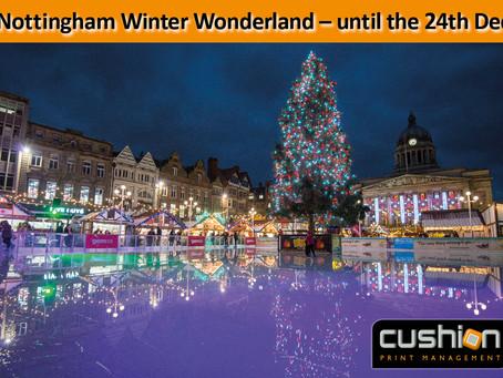Nottingham Winter Wonderland – 19th December