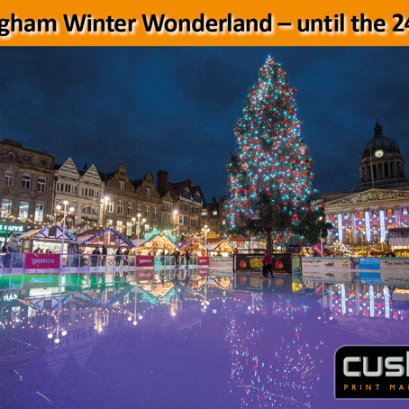 Nottingham Winter Wonderland – 19th December