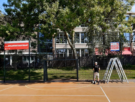 Lekker sporten en bewegen in de wijk