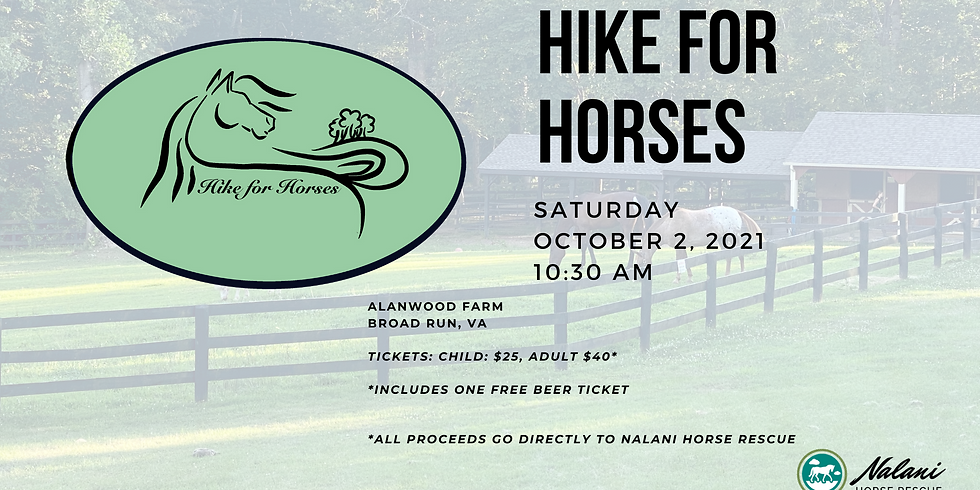 Hike For Horses