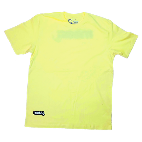 SNE Chartreuse FFT Tee