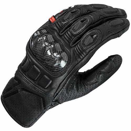 LS2 Spark Gloves Black