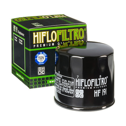 HiFlo Oil Filter HF191