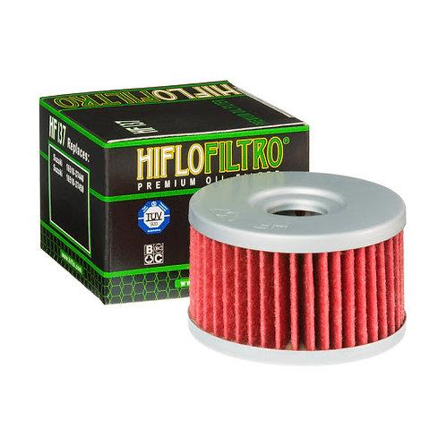 HiFlo Oil Filter HF137