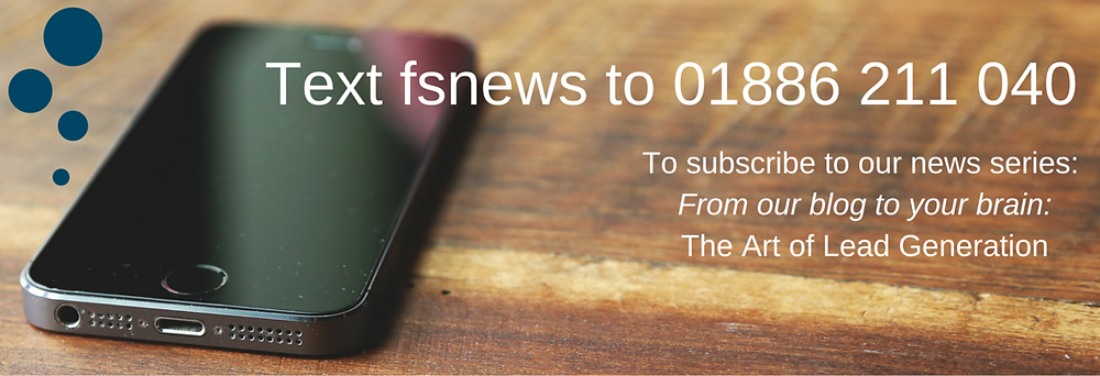 Text for eNewsletter Subscription