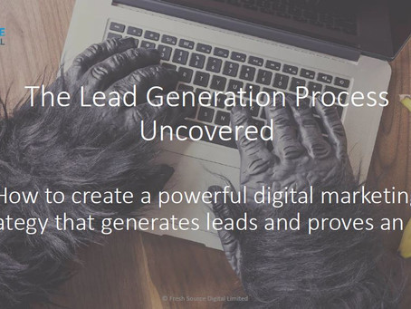 The Lead Generation Process Uncovered