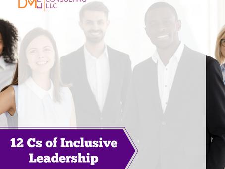 Twelve Cs of an Inclusive Leader