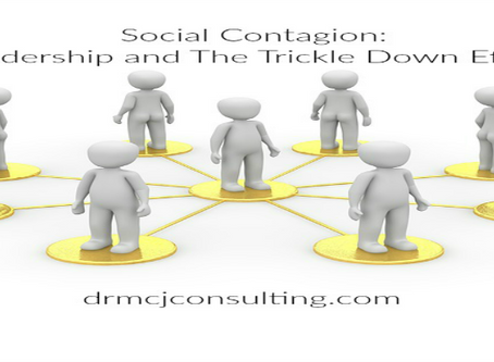 Social Contagion - Leadership and The Trickle Down Effect