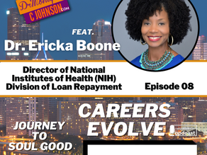 Journey to Soul Good with Dr. Ericka Boone