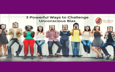 3 Ways To Challenge Your Unconscious Bias
