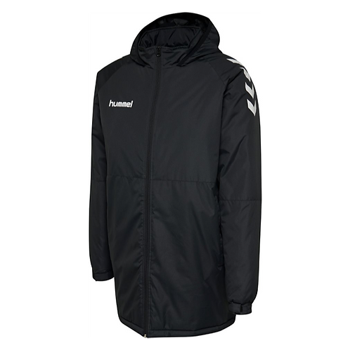 204170 CORE BENCH JACKET (Wintermantel, schwarz)