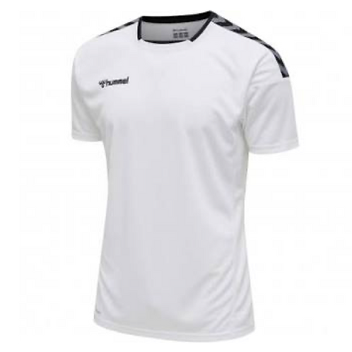 204919 AUTHENTIC POLY JERSEY (Trikot, weiß)