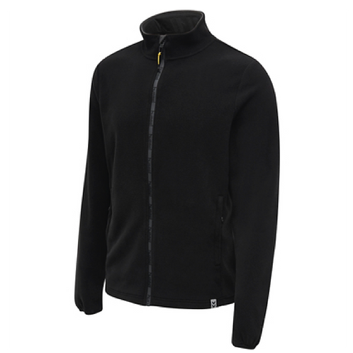 206686 NORTH FULL ZIP FLEECE JACKET WOMAN (Fleecejacke, Ladies Fit, schwarz)