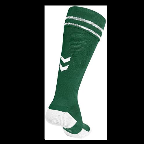 204046 ELEMENT FOOTBALL SOCK (Sockenstutzen, grün)