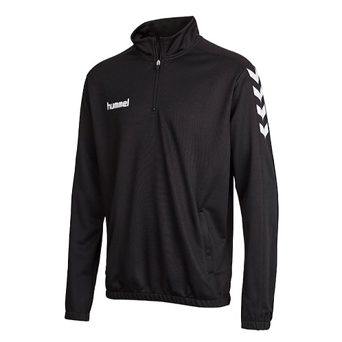 036895 CORE 1/2 ZIP SWEAT (Pullover, schwarz)