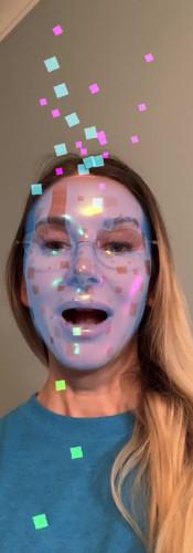Fantastic Mask selfie video.MP4