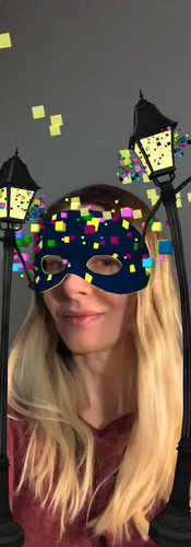 West St Mask selfie video.mp4