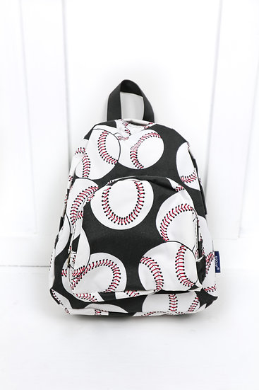 Small Baseball Backpack