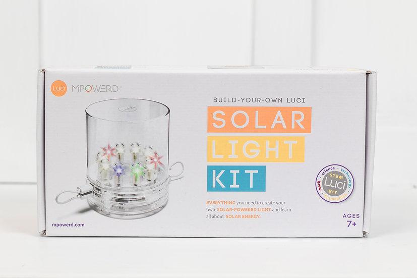 Luci Solar Light Kit
