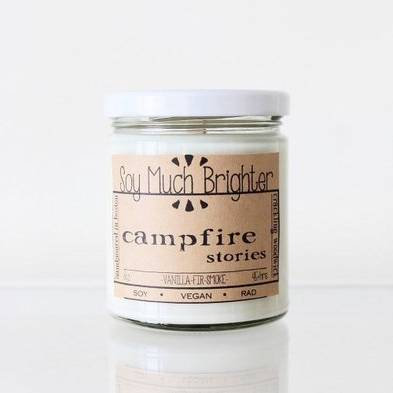 Campfire Stories Soy Candle 12oz