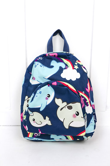 Small Narwhal Backpack