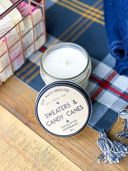Desert Fairy Soy Candle