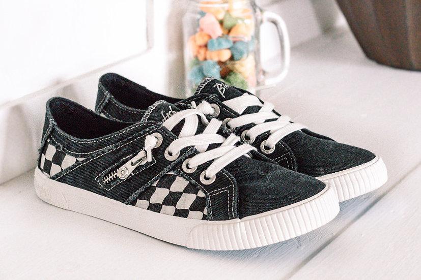 Blowfish-W Black Fruit Hipster Sneaker