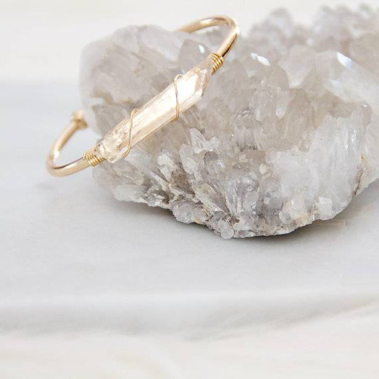 Crystal Mesa Blue Bracelet