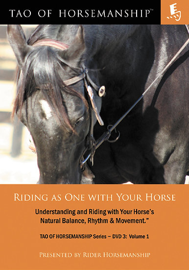 Riding as One with Your Horse – DVD 3: Volume 1