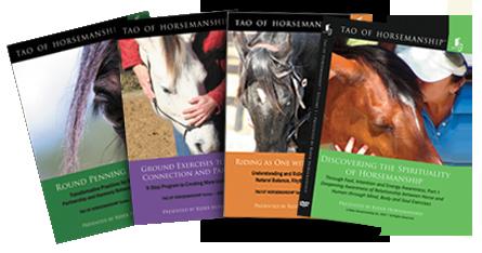 Tao of Horsemanship DVD Series Bundle – Volume 1