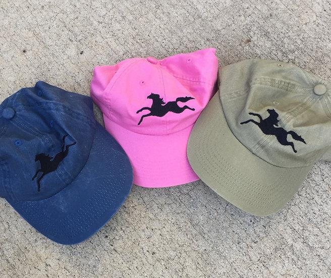 Rider Horsemanship Logo Hats