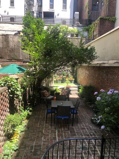 Upper East Side Garden Revival