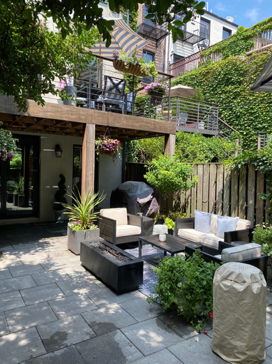 Jersey City Backyard