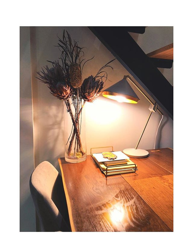 The Perfect Work Nook #thelambezeproject