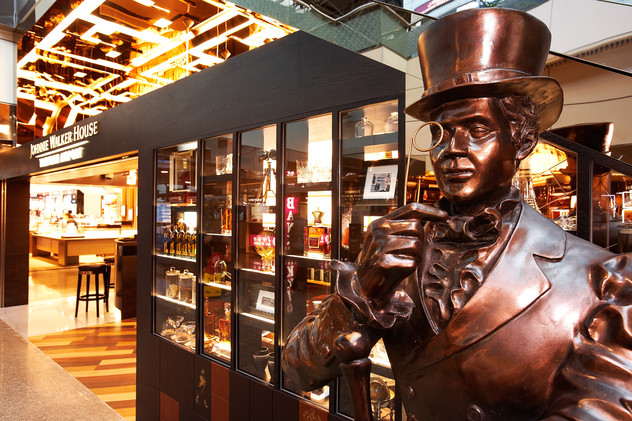 JOHNNIE WALKER HOUSE 品牌快閃店