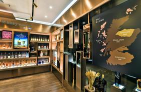 威士忌精選店 品牌體驗空間設計